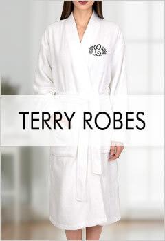 Custom Terry Robes