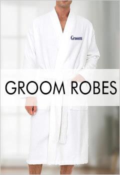 Groom Robes