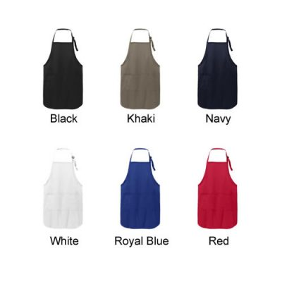 Apron Color Chart