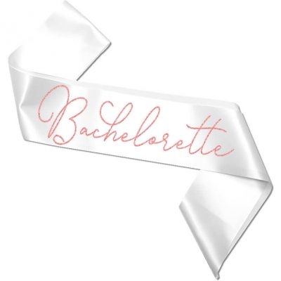 """The Bachelorette"" Sash - Script"