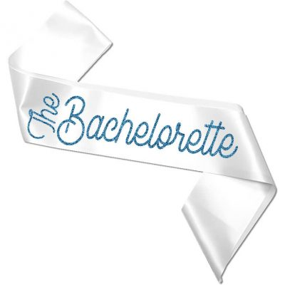 """The Bachelorette"" Sash"
