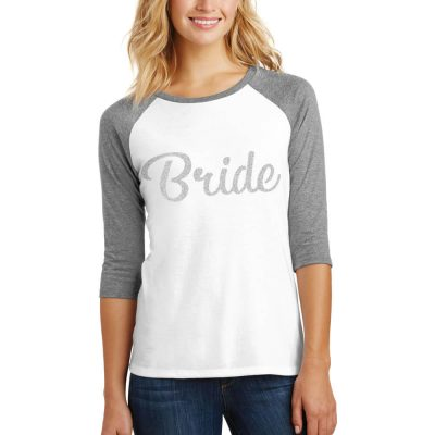 Bride Baseball T-Shirt
