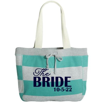 """The Bride"" Sweatshirt Bag"