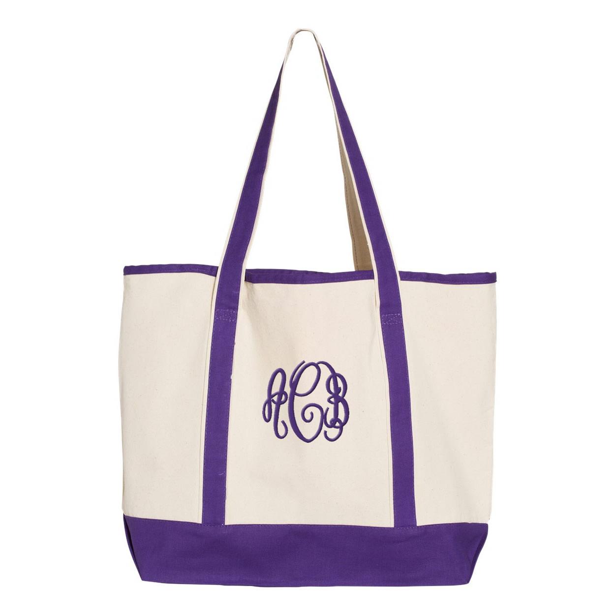 Monogrammed Weekender Bag Personalized Brides