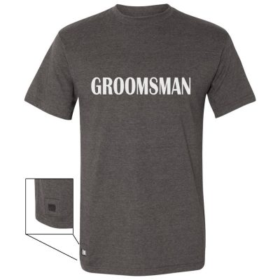Bottle Opener Groomsman T-Shirt