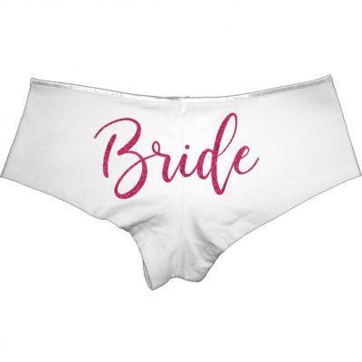 Bride Boyshorts (Back)