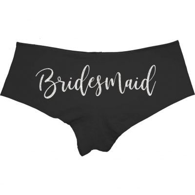 Bridesmaid Boyshorts (Back)
