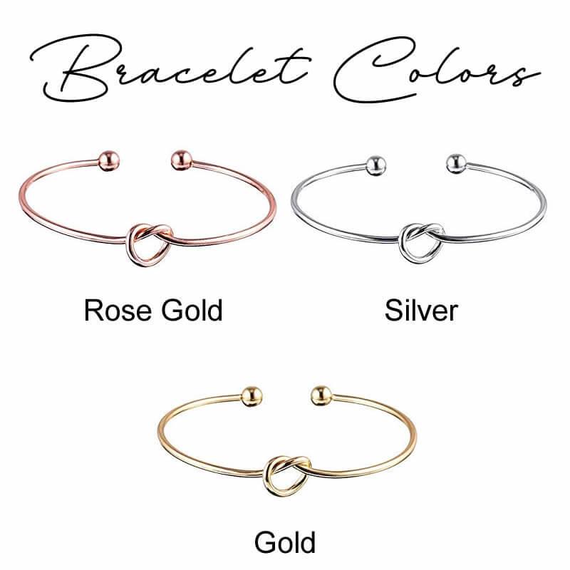 Bracelet Color Chart