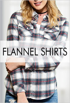 Personalized Flannel Shirts