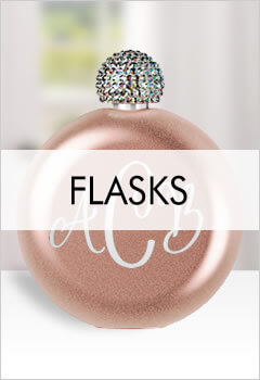 Bridal Party Flasks