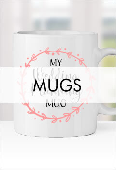 Bride & Bridesmaid Mugs