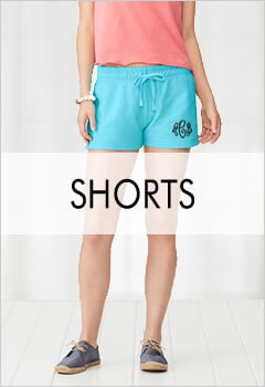 Personalized Shorts