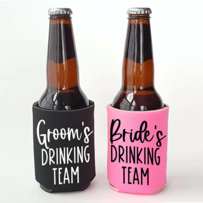 """Drinking Team"" Koozie"