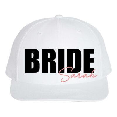 """""""BRIDE"""" Hat - Caps"""
