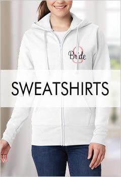 Bride Sweatshirts