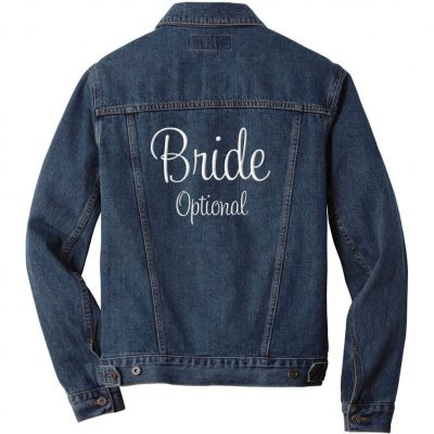Embroidered Bride Jean Jacket
