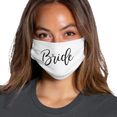 Bride Face Mask