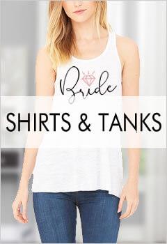 Bride Shirts & Tank Tops