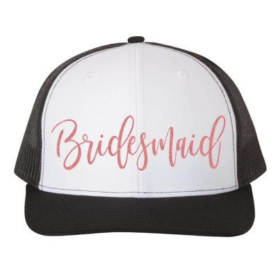 Design Your Own Bridesmaid Hat