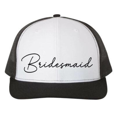 Design Your Own Bridesmaid Hat