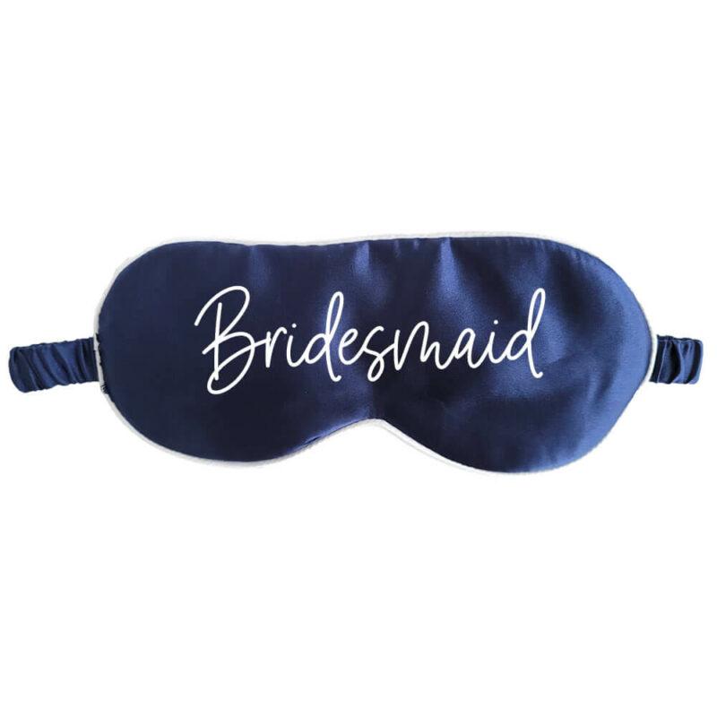 Bridesmaid Sleep Mask