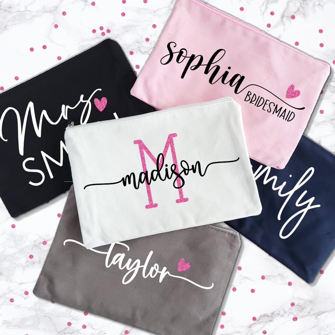 Bridesmaid Bags