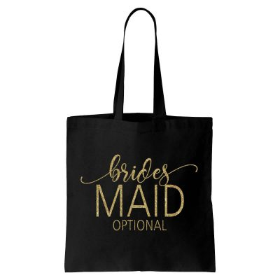 Canvas Bridal Party Tote Bag