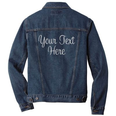 Create Your Own Embroidered Jean Jacket