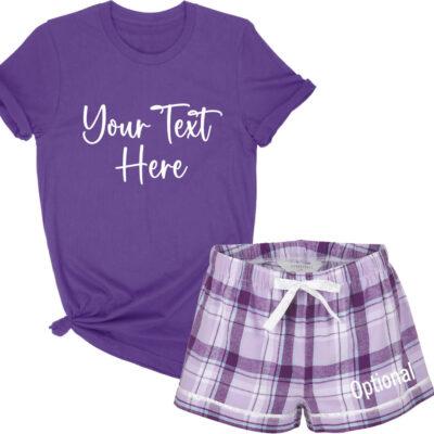 Create Your Own Pajama Set