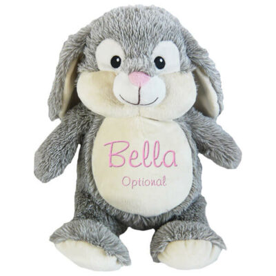 Personalized Bunny with Name