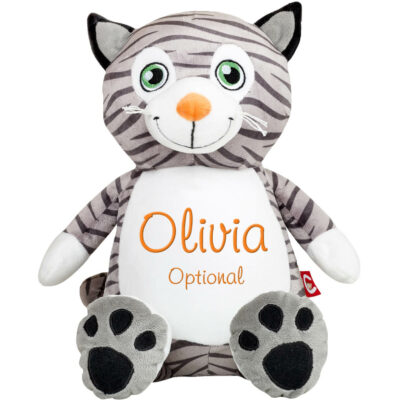 Personalized Cat with Name