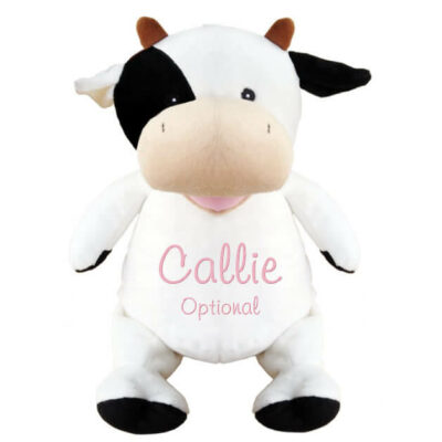 Personalized Cow with Name