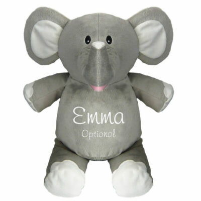 Personalized Elephant with Name