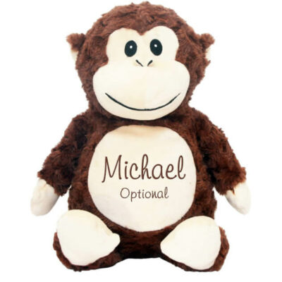 Personalized Monkey with Name