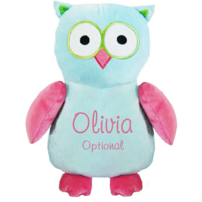 Personalized Owl with Name