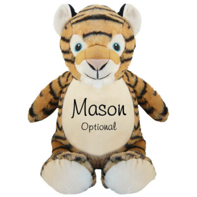 Personalized Tiger with Name