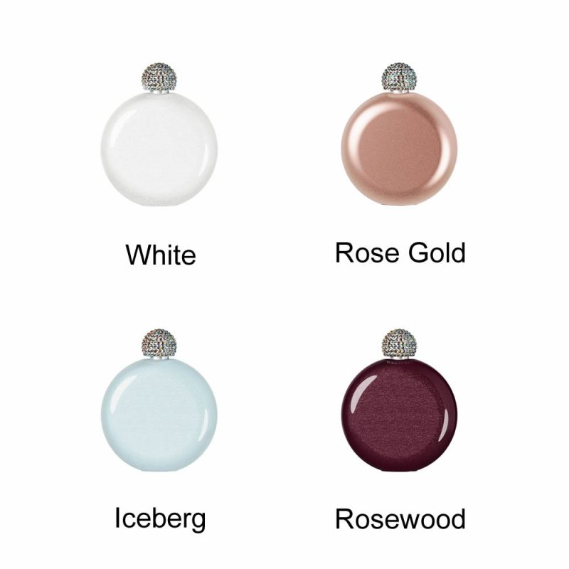 Flask Color Chart