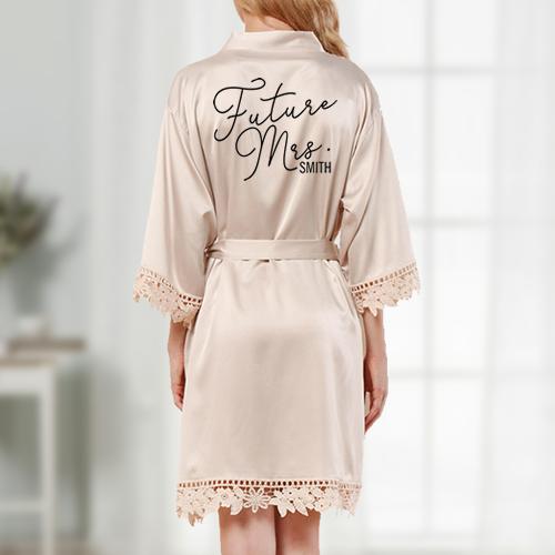 Future Mrs. Bride Robe - Featured