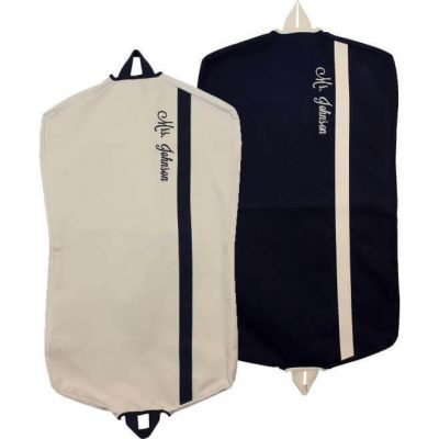 Mr. & Mrs. Garment Bag Set