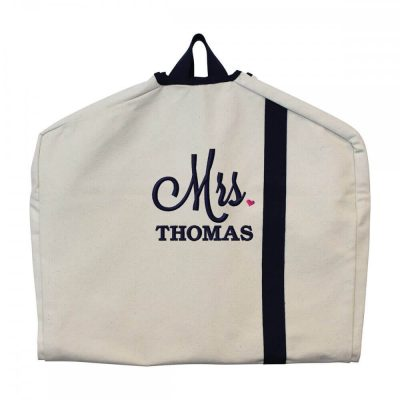 """Mrs."" Garment Bag"