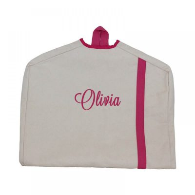 Garment Bag with Name