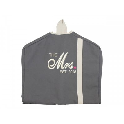"""The Mrs."" Garment Bag"