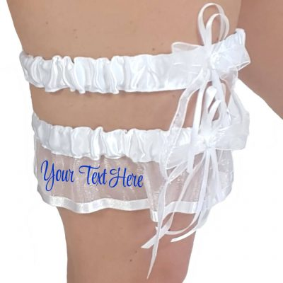 Create Your Own Personalized Garter Set