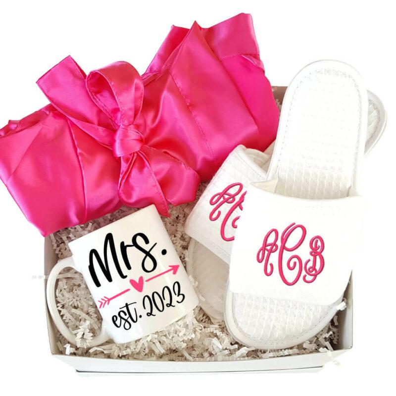 Wedding Day Gift Box