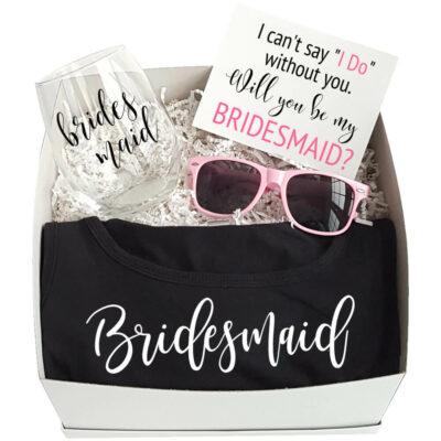 """Will You Be My Bridesmaid?"" Gift Box 2"