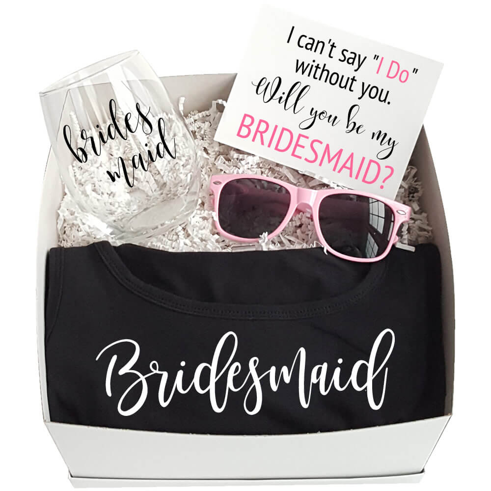 u0026quot will you be my bridesmaid  u0026quot  gift box 2