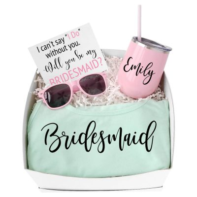 """Will You Be My Bridesmaid?"" Gift Box 3"