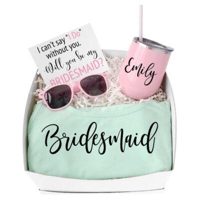"""Will You Be My Bridesmaid?"" Gift Box 3"