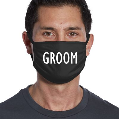 Groom Face Mask