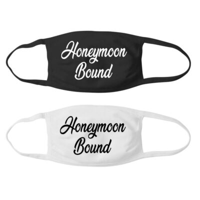 Honeymoon Bound Face Mask Set